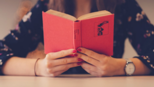 How reading can make you a better person…