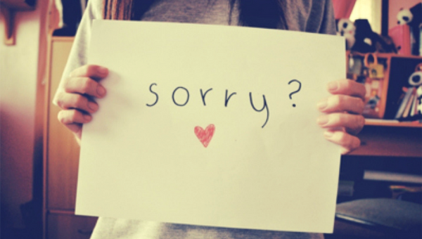 Creative Ways to Apologize